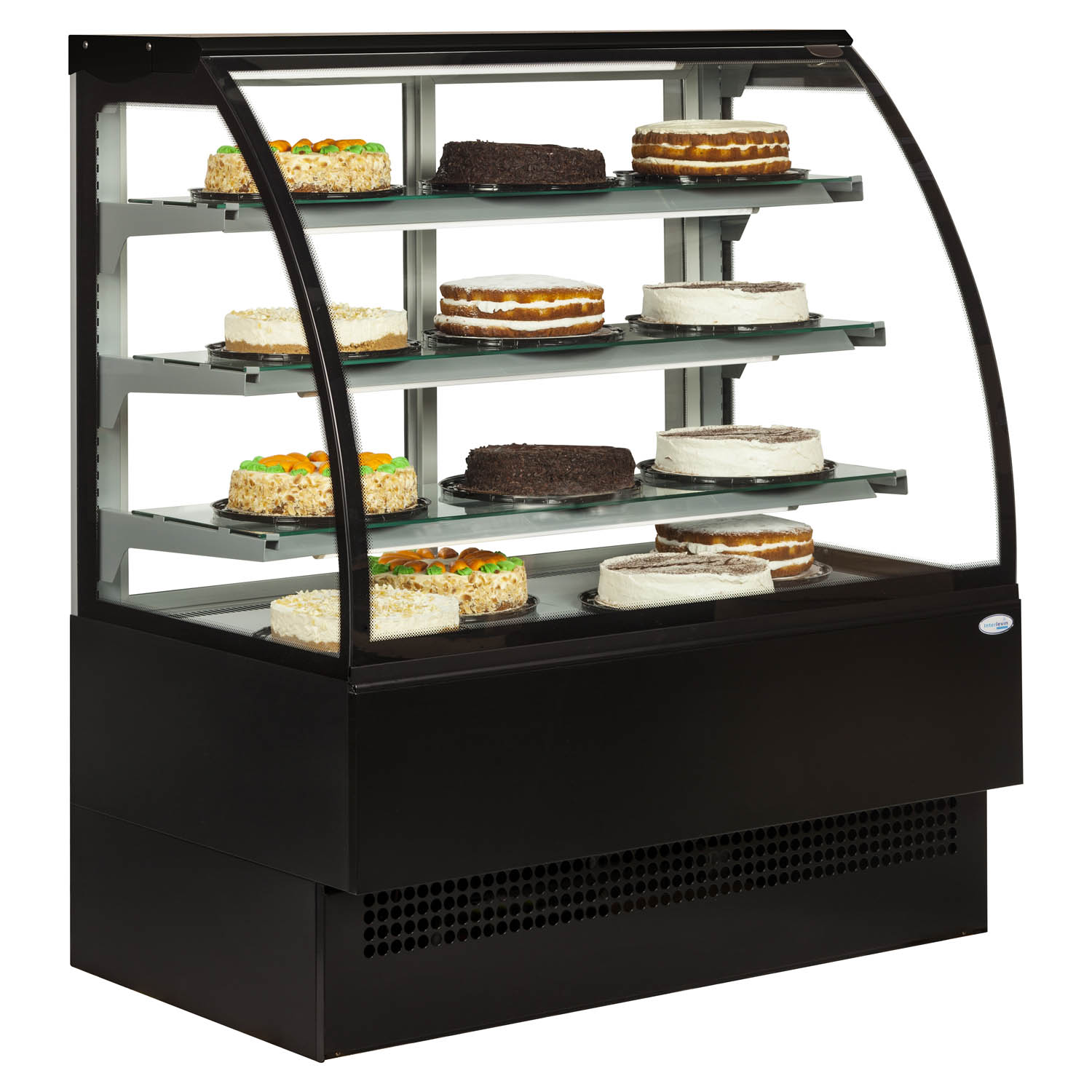 Interlevin Italia Range EVO1200 B Patisserie Display Cabinet
