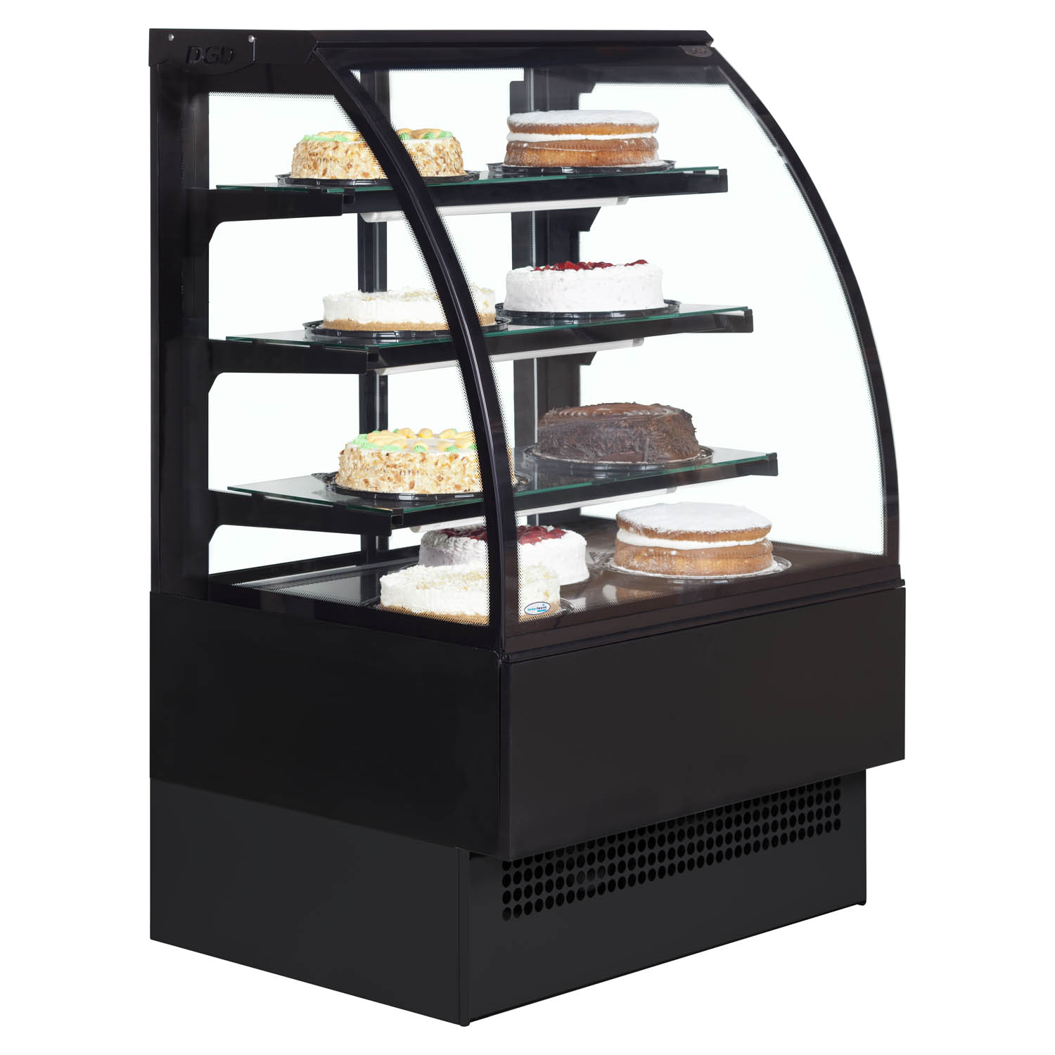 Interlevin Italia Range EVO600 B Patisserie Display Cabinet